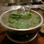 湯どうふごん兵衛 - 名物湯豆腐〜♪