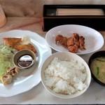阿べ屋 - 日替定食 580円