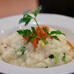 60849742 - 小海老と小松菜のチーズ