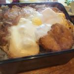 中村とんかつ - 料理写真:ヒレかつ重