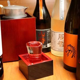 日本酒好きの店長ラインナップです!