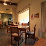 Cafe Garden P.o.t - 店内
