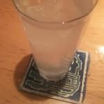 幸楽 - レモンサワー400円