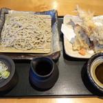 60856357 - 天ざる蕎麦 1620円(税込)
