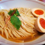麺と心 7 - 伊勢海老ラーメン1300円(スマホで撮影)