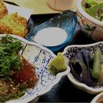 味吉野 - お昼の定食