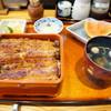 割烹蒲焼 大観楼 - 料理写真:うな重(松)