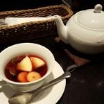 Afternoon Tea TEAROOM - クリスマスクランベリーアップルティー