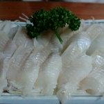 魚がし福ちゃん - 穴子