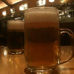 トラットリア リアナ - 生ビール(550円)