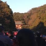 60861074 - 鶴岡八幡宮はすごい人ごみ