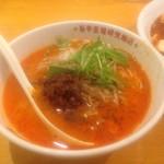 高老庄餃子屋 - ミニ担々麺