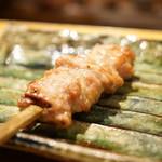 焼鳥 みずき - 料理写真:せせり(250円)