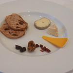 レストラン シュバル ブラン - チーズ(追加)