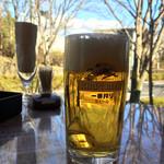 ループ カフェ - ビール