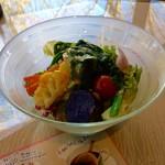 ループ カフェ - サラダ