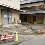 ラーメン倉庫 - 2013年4月 行列のできる店になる前です~(´▽`)