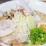らーめん弥七 - 醤油ちゃーしゅー麺(990円)