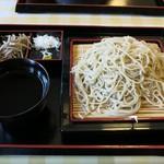 そば処 祭 - 料理写真:『もり蕎麦(大盛り)』900円[税込(8%)]