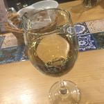 活海老バル orb - 白ワイン