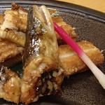 瀬戸内海鮮料理 白壁 - 焼あなご