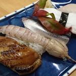 瀬戸内海鮮料理 白壁 - 上にぎり