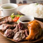 肉盛りステーキ 牛150g