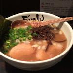 濃厚豚そば ぶれん - 料理写真: