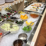 シルバニア森のキッチン - サラダバー