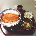 60869363 - 特上鰻丼《極》(いかだ)※限定(6372円)【平成29年1月2日撮影】