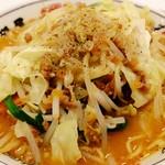 丸醤屋 - 肉味噌野菜ラーメン