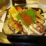 おかざき寿司 - 関西ちらし