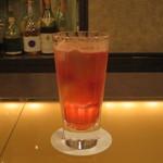 クラブデゼール - 木苺のカクテル