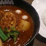 SAMA - チキン・トマトスープ・10辛
