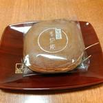 香炉庵 - 黒糖どらやき 180円(税別)