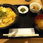 にっぽん漁港食堂 - 鮪カツ丼