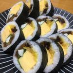 すし次朗 - 次郎の巻き寿司
