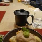 芝濱 - 鯛茶漬け用の出汁
