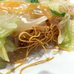 リンガーハット - 麺はこんな感じ