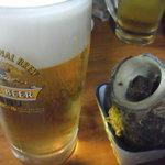 魚がし福ちゃん - 生ビール