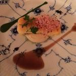 デ アドミラル - 魚料理