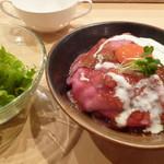 60881819 - ローストビーフ丼