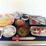 お食事処 木月 - 料理写真:お食事セット 500円