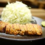 牛カツ京都勝牛 - 特選牛ロースカツ