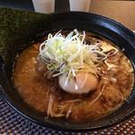 帯広豚丼・つけ麺 甚平 - 甚平ラーメン