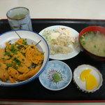 水産食堂 - 2010-11-30 うに丼1200円