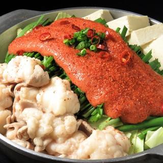 名物ゴマサバを始めもつ鍋、明太子など博多の旨い物揃えてます!
