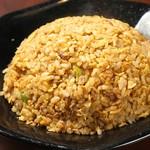 下町の空 - 料理写真:焼き豚チャーハン