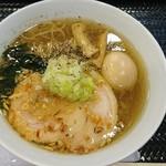 創彩麺家 野の実 - 煮玉子醤油らぁ麺    ¥930