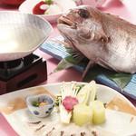 日本料理 磯風 - 旬のお魚も日本料理ならでは